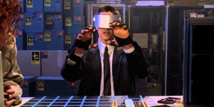 Cine cyberpunk: Johnny Mnemonic