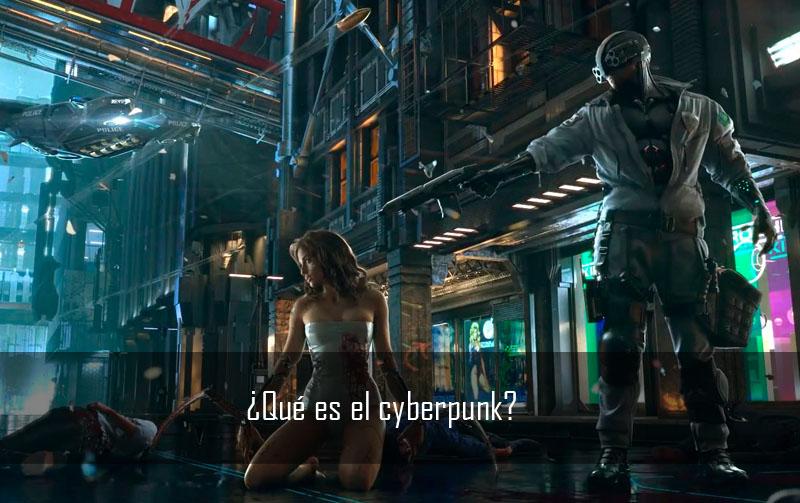 Cyberpsicópata y psicoescuadrón en Cyberpunk 2077
