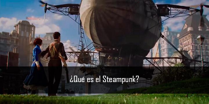 ¿Qué es el steampunk?