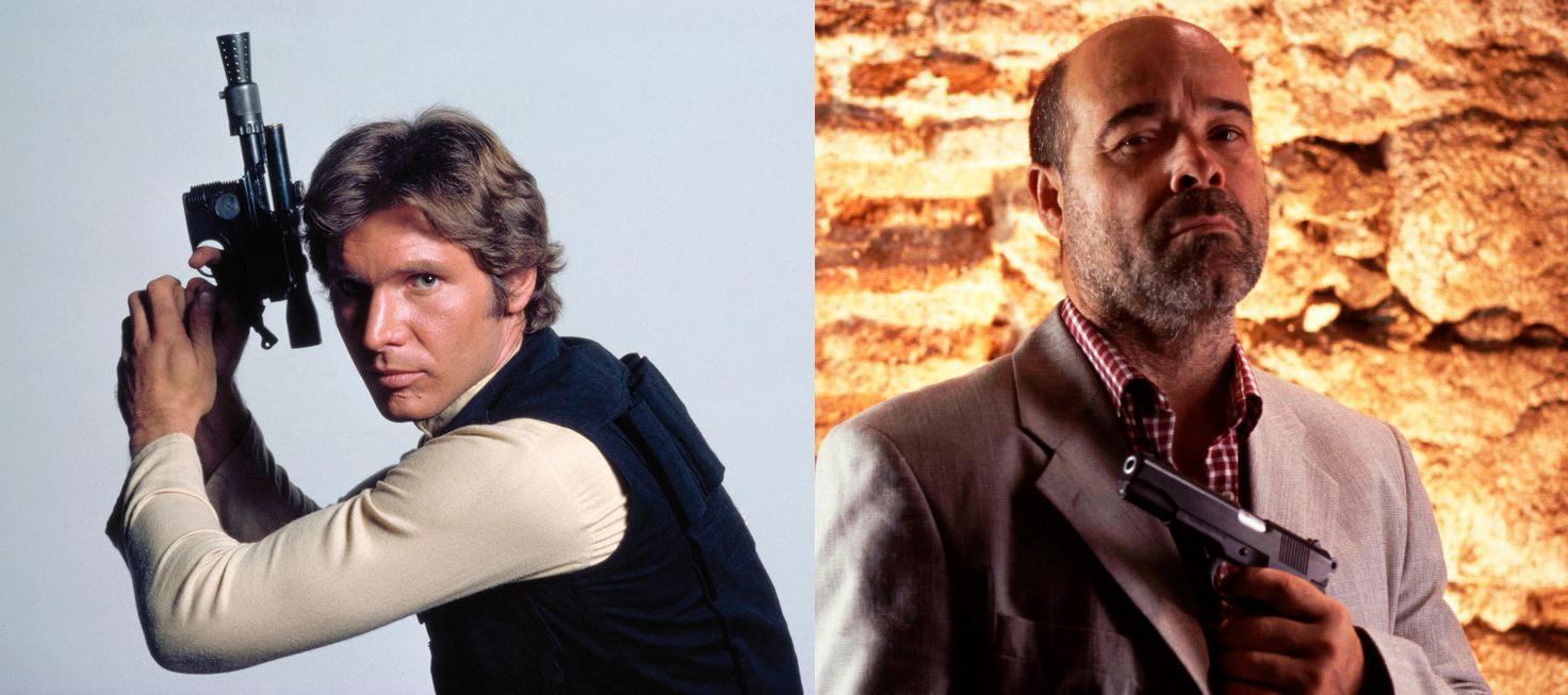 ¿Qué tienen en común Han Solo y Antonio Resines?