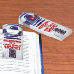 Marcapaginas de Star Wars R2-D2