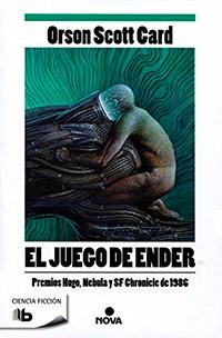 Portada El juego de Ender