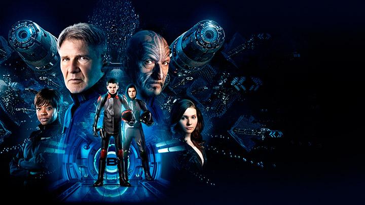 El juego de Ender: Imagen de la película