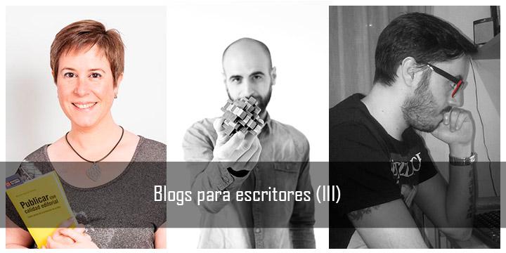 Blogs para escritores (III)