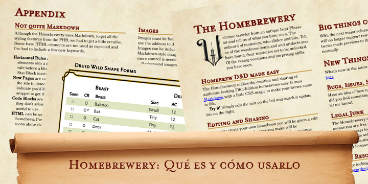 Manual de homebrewery