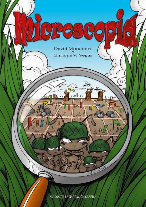 Juego de rol Microscopia