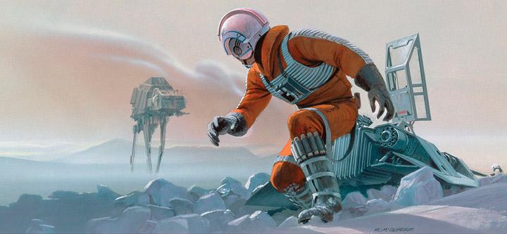 Star Wars Ralph McQuarrie