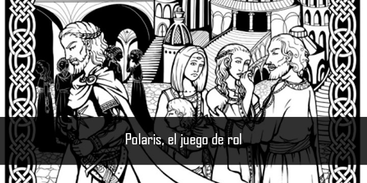 Polaris, el juego de rol